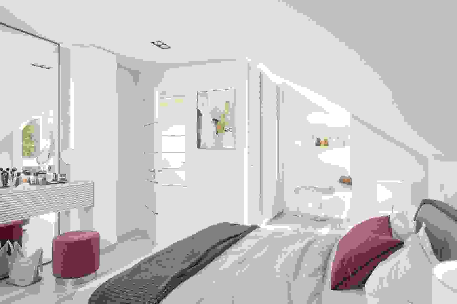 CLOU 145 Schlafzimmer